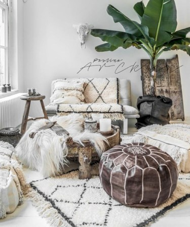 Totally inspiring boho living room ideas 15