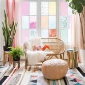 Totally inspiring boho living room ideas 19