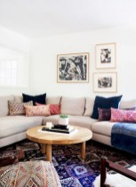 Totally inspiring boho living room ideas 29