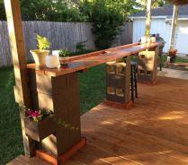 Adorable easy cinder block ideas for garden (11)