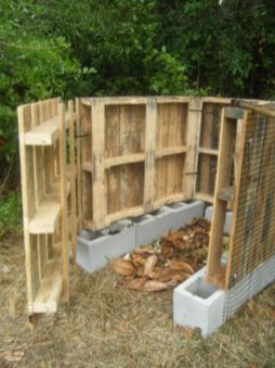 Adorable easy cinder block ideas for garden (20)