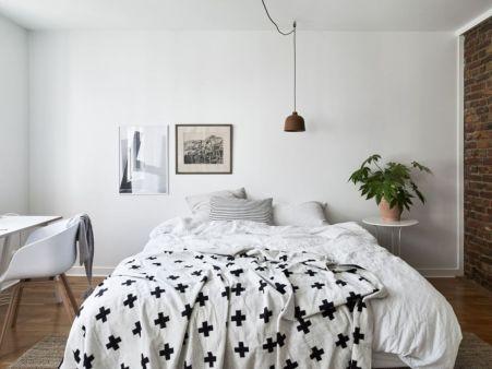 Adorable minimalist bedroom design decor ideas (29)