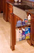 Affordable kitchen cabinet organization hack ideas (10)