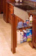 Affordable kitchen cabinet organization hack ideas (10)