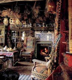 Amazing bohemian style living room decor ideas (6)