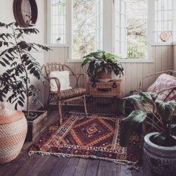 Awesome bohemian style home decor ideas (19)