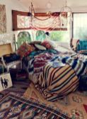 Awesome bohemian style home decor ideas (44)
