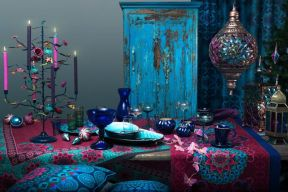 Awesome bohemian style home decor ideas (45)