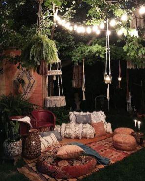 Awesome bohemian style home decor ideas (6)