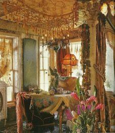Awesome bohemian style home decor ideas (7)