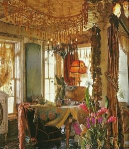 Awesome bohemian style home decor ideas (7)