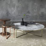 Beautiful marble coffee table design ideas for living room (17)