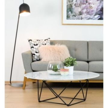 Beautiful marble coffee table design ideas for living room (21)