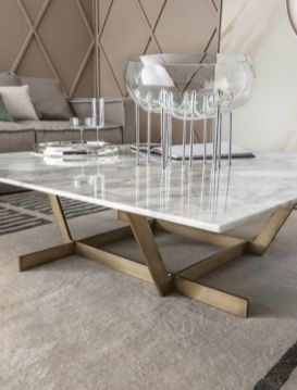 Beautiful marble coffee table design ideas for living room (22)