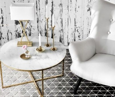 Beautiful marble coffee table design ideas for living room (23)