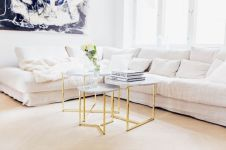 Beautiful marble coffee table design ideas for living room (3)