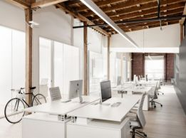 Best ideas for minimalist office interiors (14)