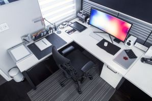 Best ideas for minimalist office interiors (2)