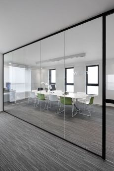 Best ideas for minimalist office interiors (27)