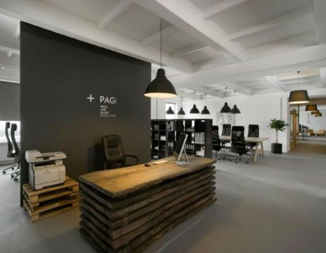Best ideas for minimalist office interiors (32)