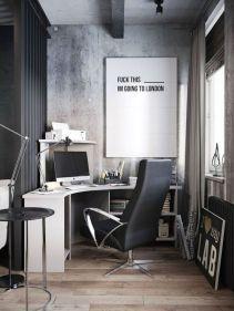 Best ideas for minimalist office interiors (37)