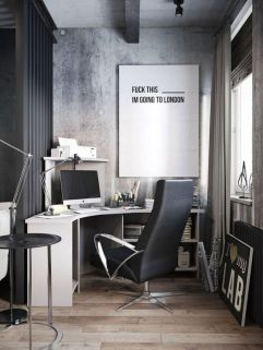 Best ideas for minimalist office interiors (37)