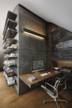 Best ideas for minimalist office interiors (39)