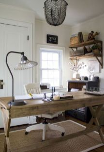 Best ideas for minimalist office interiors (49)