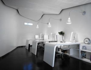 Best ideas for minimalist office interiors (8)