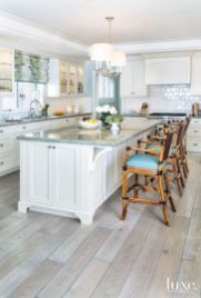 Cool coastal kitchen design ideas (17)