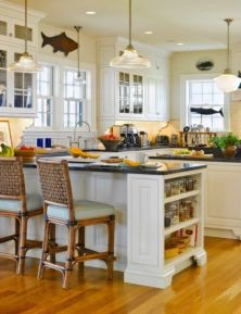 Cool coastal kitchen design ideas (18)