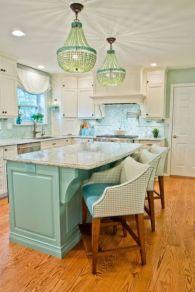 Cool coastal kitchen design ideas (29)