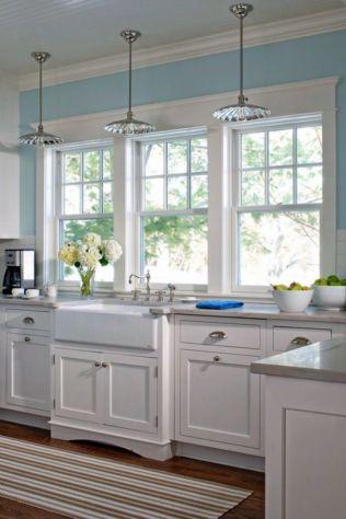 Cool coastal kitchen design ideas (40)