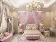 Cute pink kids bedroom designs ideas for small room (22)