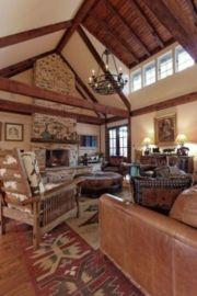 Elegant carpet ideas for large living room (2)