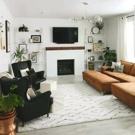 Elegant carpet ideas for large living room (32)