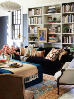 Elegant carpet ideas for large living room (37)