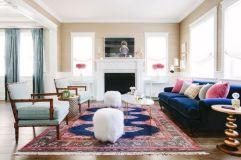 Elegant carpet ideas for large living room (47)