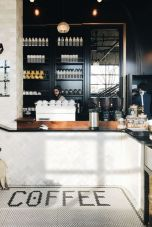 Fantastic home coffee bar design ideas you may try (23)