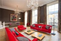 Fantastic red leather sofa designs ideas for family rooms (12)