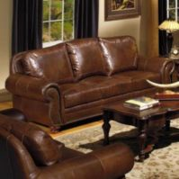 Fantastic red leather sofa designs ideas for family rooms (38)