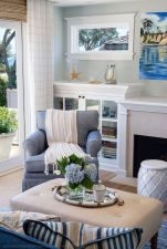 Gorgeous coastal living room decor ideas (6)