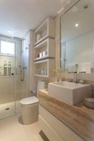 Inspiring scandinavian bathroom design ideas (13)