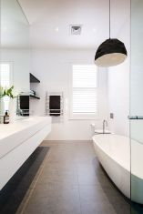 Inspiring scandinavian bathroom design ideas (24)