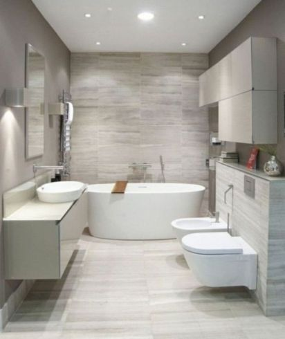 Inspiring scandinavian bathroom design ideas (38)