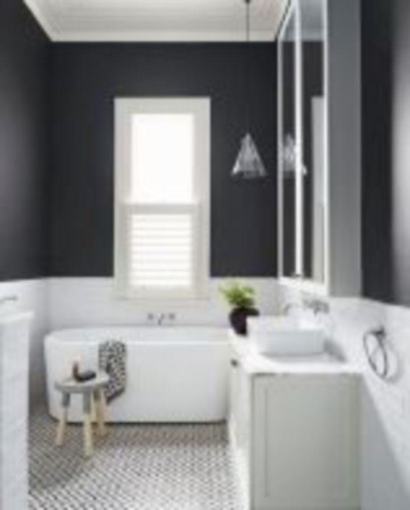 Inspiring scandinavian bathroom design ideas (40)