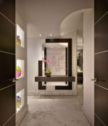 Modern entryway design ideas for your home (12)