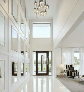 Modern entryway design ideas for your home (42)