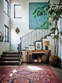 Modern entryway design ideas for your home (6)