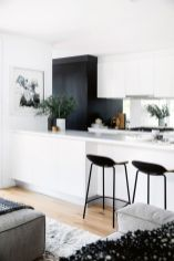 Modern white kitchen design ideas (11)